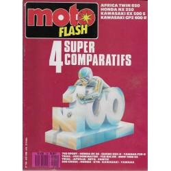 MOTO FLASH n° 100 (04/1988)