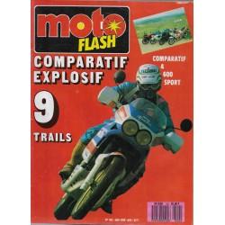 MOTO FLASH n° 102 (04/1988)