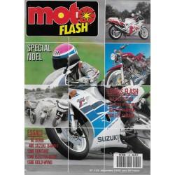 MOTO FLASH n° 132 (12/1990)