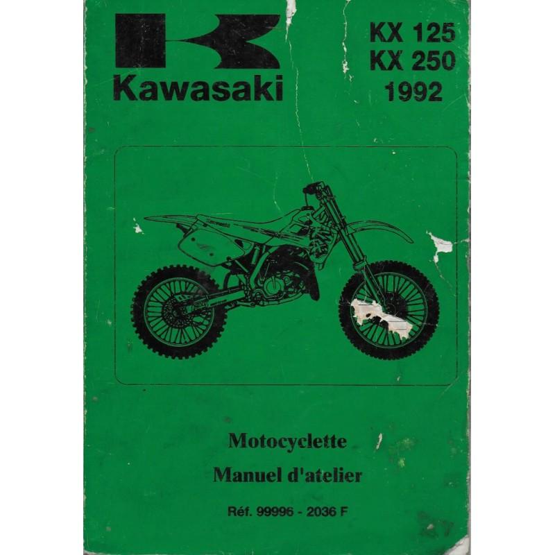 Kawasaki Ultra 260x Service Manual