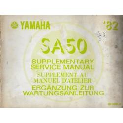 YAMAHA SA 50 1982
