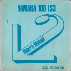 YAMAHA 100 LS3 (Manuel propriétaire en français)
