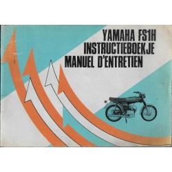 YAMAHA FS1H de 1972