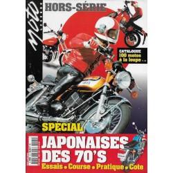 """MOTO LEGENDE Hors-Série n° 4 """"Japonaises des 70'S"""""""