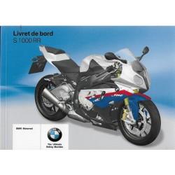 BMW S 1000 RR de 2011 (manuel utilisateur 07 /2010)
