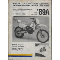 HUSQVARNA TE 510 / TC 510 / TX 510 de 1989