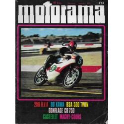 MOTORAMA n° 1 Bis (01 / 1971)