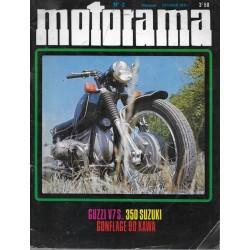 MOTORAMA n° 2 (02 / 1971)
