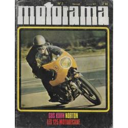 MOTORAMA n° 3 (03 / 1971)