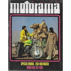 MOTORAMA n° 4 (04 / 1971)
