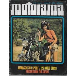 MOTORAMA n° 13 (01 / 1972)