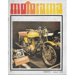 MOTORAMA n° 14 (02 / 1972)