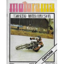 MOTORAMA n° 16 (04 / 1972)