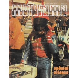 MOTORAMA n° 30 (06 / 1973) Spécial Vitesse