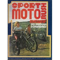 SPORT MOTO n° 1 (01 / 1972)