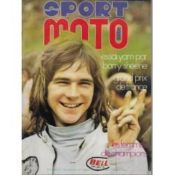 SPORT MOTO n° 3 (06 / 1972)