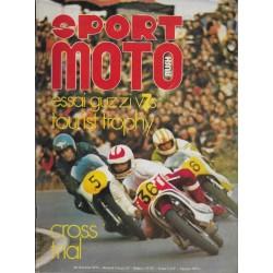 SPORT MOTO n° 4 (07 / 1972)