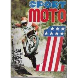 SPORT MOTO n° 9 (08 / 1972)