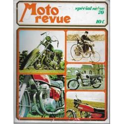 MOTO REVUE Salon 1970