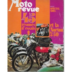 MOTO REVUE Spécial Noël (04/12/1971)