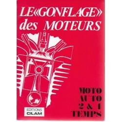 Le gonflage des moteurs de Luc MELOUA (éditions CILAM)