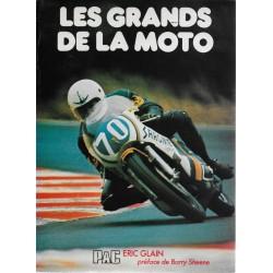 Les Grands de la Moto de Eric GLAIN (éditions PAC)