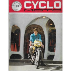 Cyclomoto n° 199 (20 / 03 / 1969)