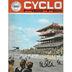 Cyclomoto n° 205 ( 01 / 1970)