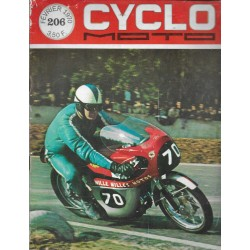 Cyclomoto n° 206 ( 02 / 1970)