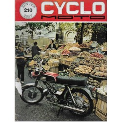 Cyclomoto n° 210 ( 06 / 1970)
