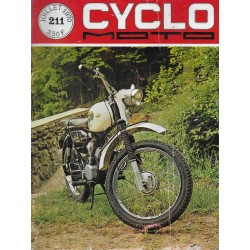Cyclomoto n° 21 ( 07 / 1970)