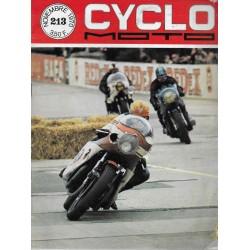 Cyclomoto n° 213 ( 11 / 1970)