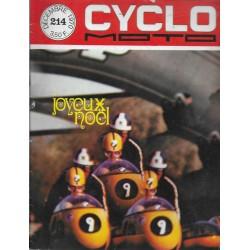 Cyclomoto n° 214 ( 12 / 1970)