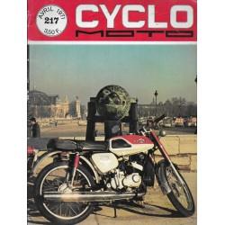 Cyclomoto n° 217 ( 04 / 1971)
