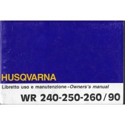 HUSQVARNA WR 240-250-260 de 1990