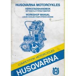 "HUSQVARNA Moteurs 4 temps- ""liquide"" (manuel atelier)"