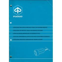 Catalogue outils spéciaux PIAGGIO de 1996