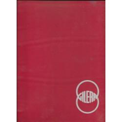 GILERA manuel atelier 350 - 500 - 600 (décembre 1988)