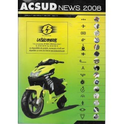 "Catalogue ACSUD 'La Bécanerie"" 2008/ 2009"