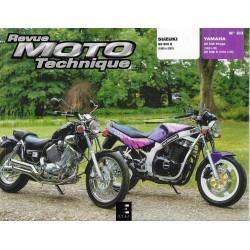 Revue Moto Technique n° 83