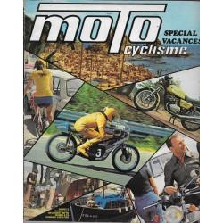MOTOCYCLISME Spécial Vacances 1973