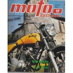 MOTOCYCLISME n° 17 (juillet 1970)