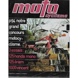 MOTOCYCLISME n° 23 (janvie 1971)
