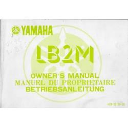 YAMAHA LB2M CHAPPY type 41M 1983