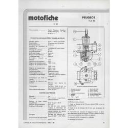 PEUGEOT TLX 80 de 1982 et plus
