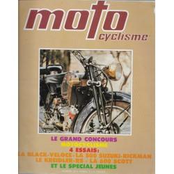 MOTOCYCLISME n° 25 (mars 1971)