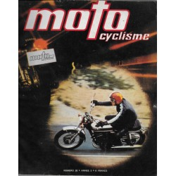 MOTOCYCLISME n° 28 (juin 1971)