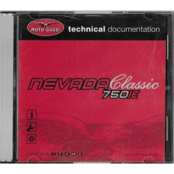 MOTO GUZZI Nevada 750 IE Classic (CD-Rom atelier 06 / 2004)