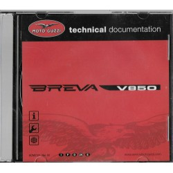 MOTO GUZZI Breva V 850 (CD-Rommanuel atelier 01 / 2007)