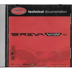 MOTO GUZZI V 1100 Breva ABS (CD-Rom atelier 01 / 2007)